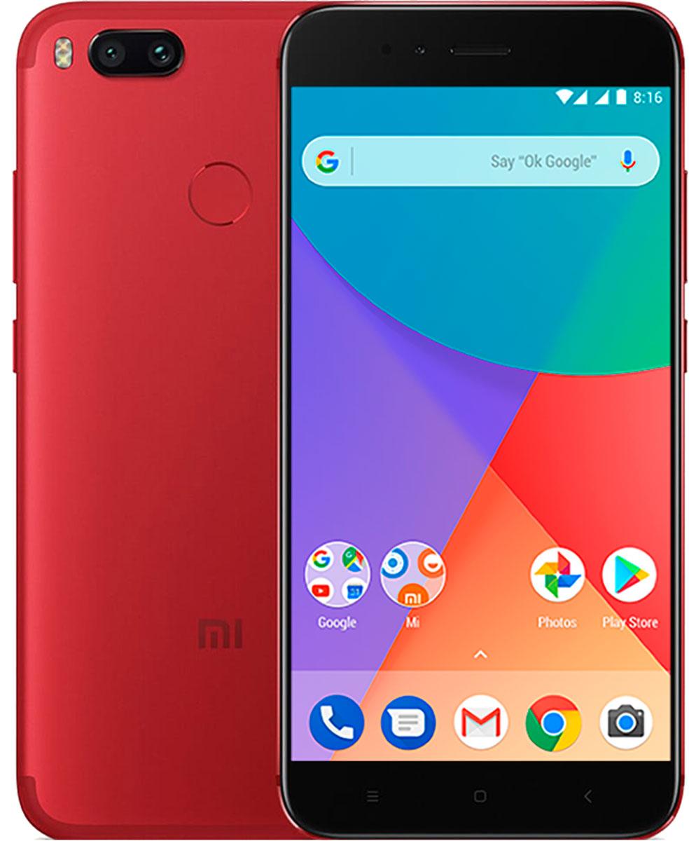 Xiaomi Mi A1 (32GB), Red