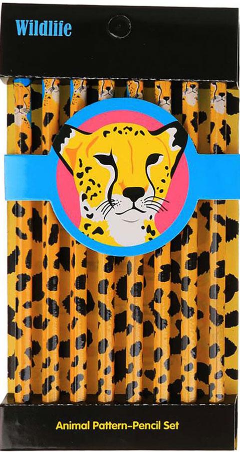 Набор карандашей чернографитных Пятнышки тигр твердость HB 8 шт2397391_тигрИзделия данной категории необходимы любому человеку независимо от рода его деятельности. У нас представлен широкий ассортимент товаров для учеников, студентов, офисных сотрудников и руководителей, а также товары для творчества.