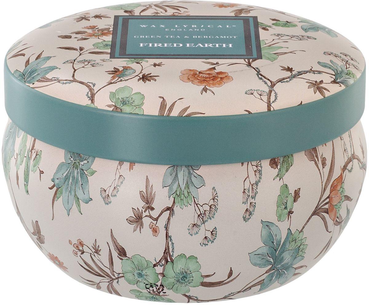 Свеча ароматическая Wax Lyrical Зеленый чай и бергамот, 230 гFE0802Тонкий, узнаваемый, безграничный аромат зеленого чая и легкого изысканного бергамота. Он наполнит ваш дом красотой своего благородного звучания. Сочетание прохладных нот монарды, мандарина, теплых аккордов сухой цедры апельсина и лимона придает аромату летний оттенок. Вы услышите бодрость зеленого чая, нежность белых лилий, почувствуете красоту янтаря и мускуса. Секрет этой парфюмерной композиции кроется в добавлении натуральных эфирных масел шалфея, лимона, литсеи и перечной мяты. Как правильно пользоваться свечами? Холодное время года особенно располагает к использованию свечей. И для того, чтобы они служили долго и действительно радовали вас необходимо соблюсти несколько нехитрых правил: перед каждым зажжением свечи подрезайте фитиль, его оптимальная высота 5-6 мм — с подрезанным фитилем свеча горит ровно и красиво; при первом зажигании, дайте поверхности свечи полностью расплавиться, таким образом вы избежите тоннельного эффекта, и свеча сгорит практически без остатка; ставьте зажженную свечу на ровную поверхность - это также позволит ей прогорать равномерно и радовать вас своей красотой и ароматом.