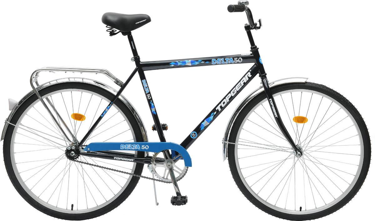 Велосипед детский TopGear Delta 50, цвет: синий. ВН26247 yili коммерческая стиральная машина асинхронный двигатель очиститель высокого давления