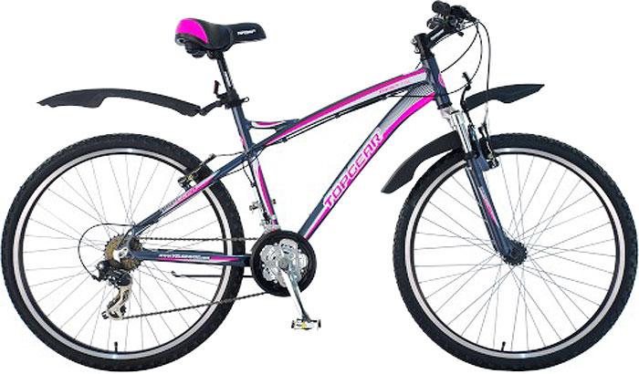 Велосипед детский TopGear Energy, цвет: розовый. ВН26357 energy