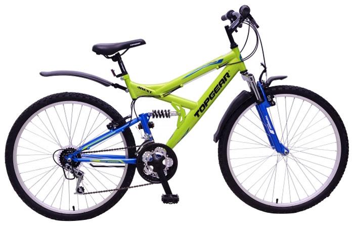Велосипед детский TopGear 4Rest, цвет: желтый. ВН26422