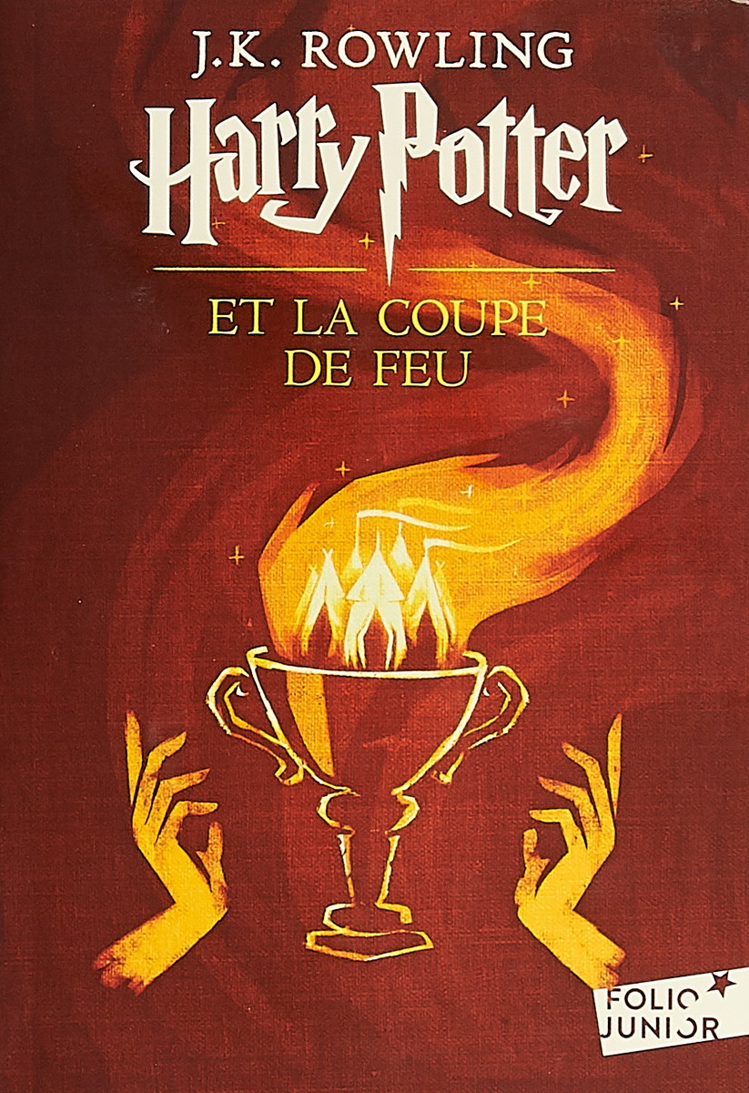Harry Potter et la coupe de feu vango entre ciel et terre