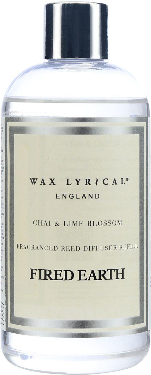 Наполнитель для ароматического диффузора Wax Lyrical Индийский чай и цветок липы, 250 млFE0403Главная роль отведена мягким душистым аккордам липового цвета, став душой аромата, они подарили ему необыкновенное звучание. Их красоту дополняют и подчёркивают благородные нюансы индийского чая со специями и молоком, изысканные оттенки бергамота и волшебная смесь какао и ванили. Наполнитель для диффузора (сменный блок) – это дополнительно продающаяся ароматическая жидкость. Объем бутылочки составляет 250 мл.