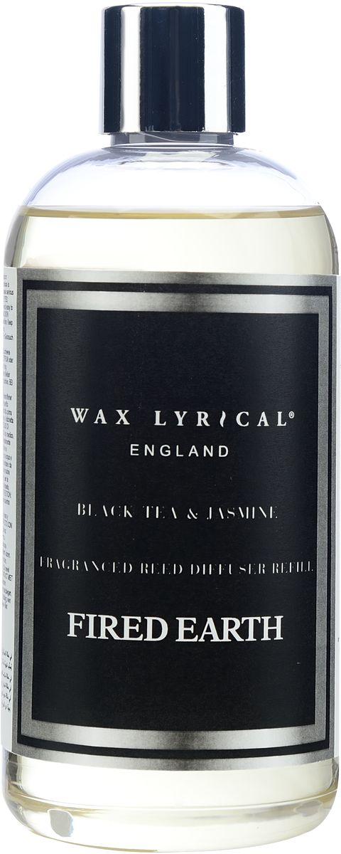 Наполнитель для ароматического диффузора Wax Lyrical Черный чай и жасмин, 250 млFE0404Роскошный, сильный, благородный, иногда прямолинейный аромат. В нём соединены пряные ноты восточных специй, тёплые аккорды цветов герани и обрамили получившийся микс мягкой амброй и лёгкими оттенками чёрного чая. Настоящим украшением аромата стали вошедшие в парфюмерную композицию эфирные масла гвоздики, эвкалипта, гваякового дерева и лимона. Уникальный аромат для уникальных людей. Наполнитель для диффузора (сменный блок) – это дополнительно продающаяся ароматическая жидкость.Объем бутылочки составляет 250 мл.