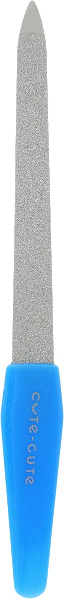 Cute-Cute Пилка алмазная, цвет: синий, длина 15 см