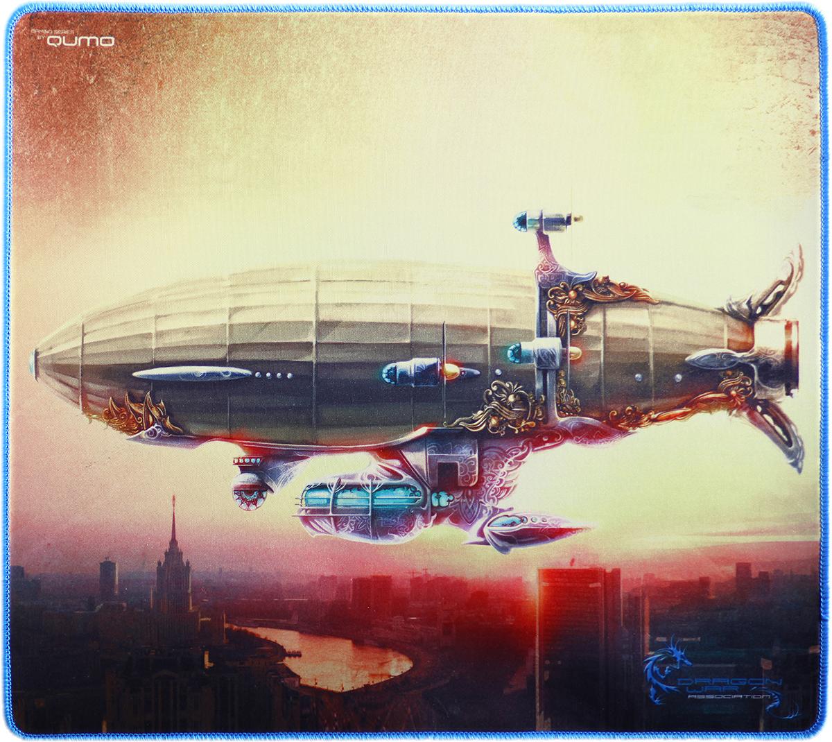 Qumo Moscow Zeppelin коврик для мыши