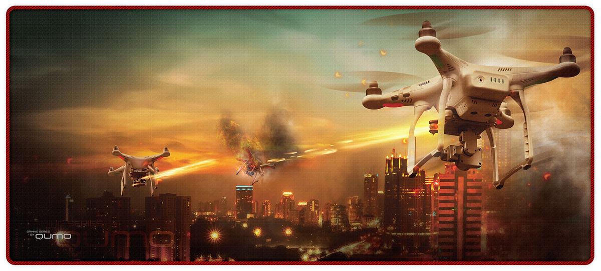 Qumo Droid's War игровая поверхность