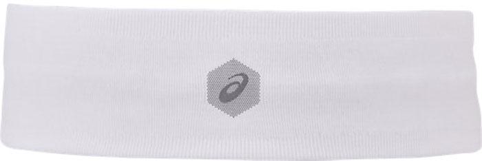 Повязка на голову Asics HeadBand, цвет: белый. 155934-0014155934-0014Ничто не помешает вашей пробежке – головная повязка ASICS защитит ваши глаза от пота и волос во время занятий на беговой дорожке, в спортзале или на теннисном корте. Благодаря технологии влагорегулирования она сохранит сухость и прохладу, а логотип гарантирует стильный внешний вид как для мужчин, так и для женщин.