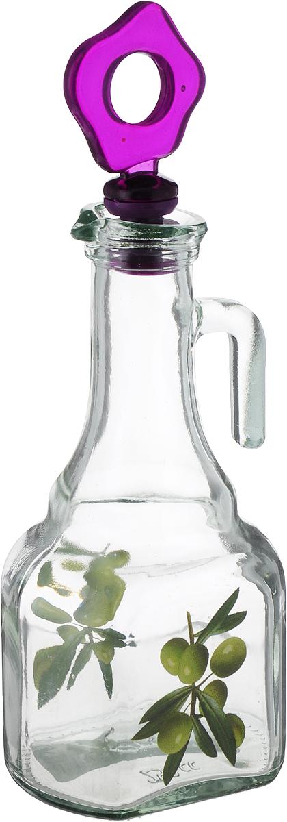 """Емкость для масла """"Herevin"""", цвет: фиолетовый, 275 мл. 151051-000"""