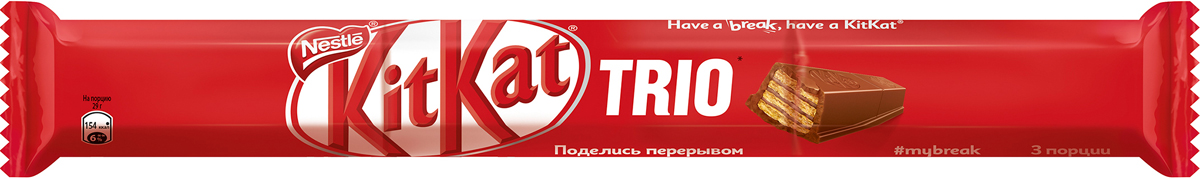 KitKat King Break шоколадный баточик, 87 г confashion минутки вафли со вкусом пломбира 165 г