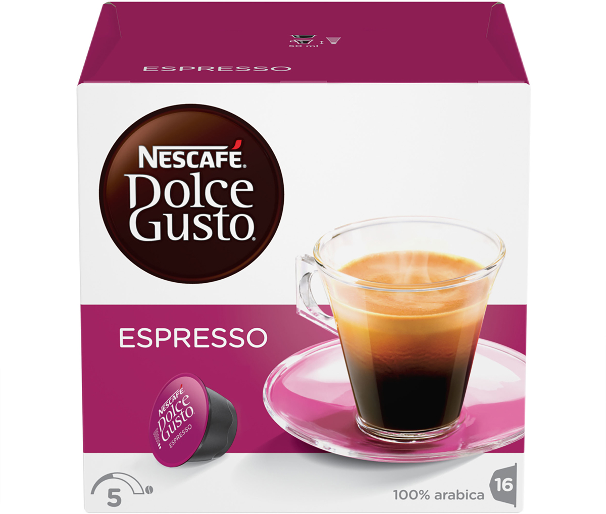 Nescafe Dolce Gusto Espresso кофе в капсулах, 16 шт 2017new full set taekwondo protectors karate shin guard arm protector helmet body chest protector groin crotch protective guards