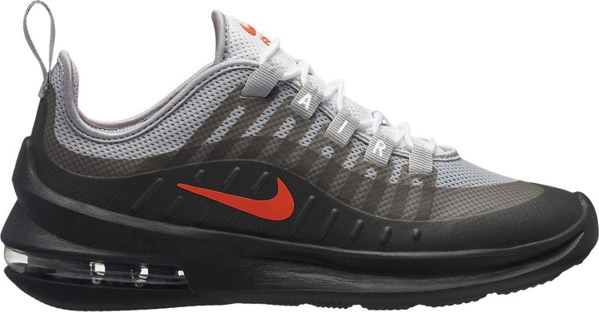 Кроссовки для мальчика Nike Air Max Millenial, цвет: серый, черный. AH5222-003. Размер 7Y (39) кроссовки для мальчика nike flex contact 2 цвет белый ah3443 100 размер 7y 39