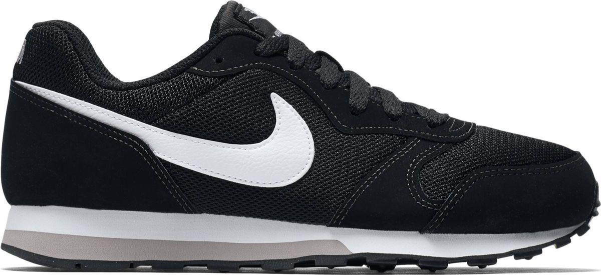 Кроссовки для мальчика Nike MD Runner 2, цвет: черный. 807316-001. Размер 5,5Y (37) кроссовки nike кроссовки ld runner gs