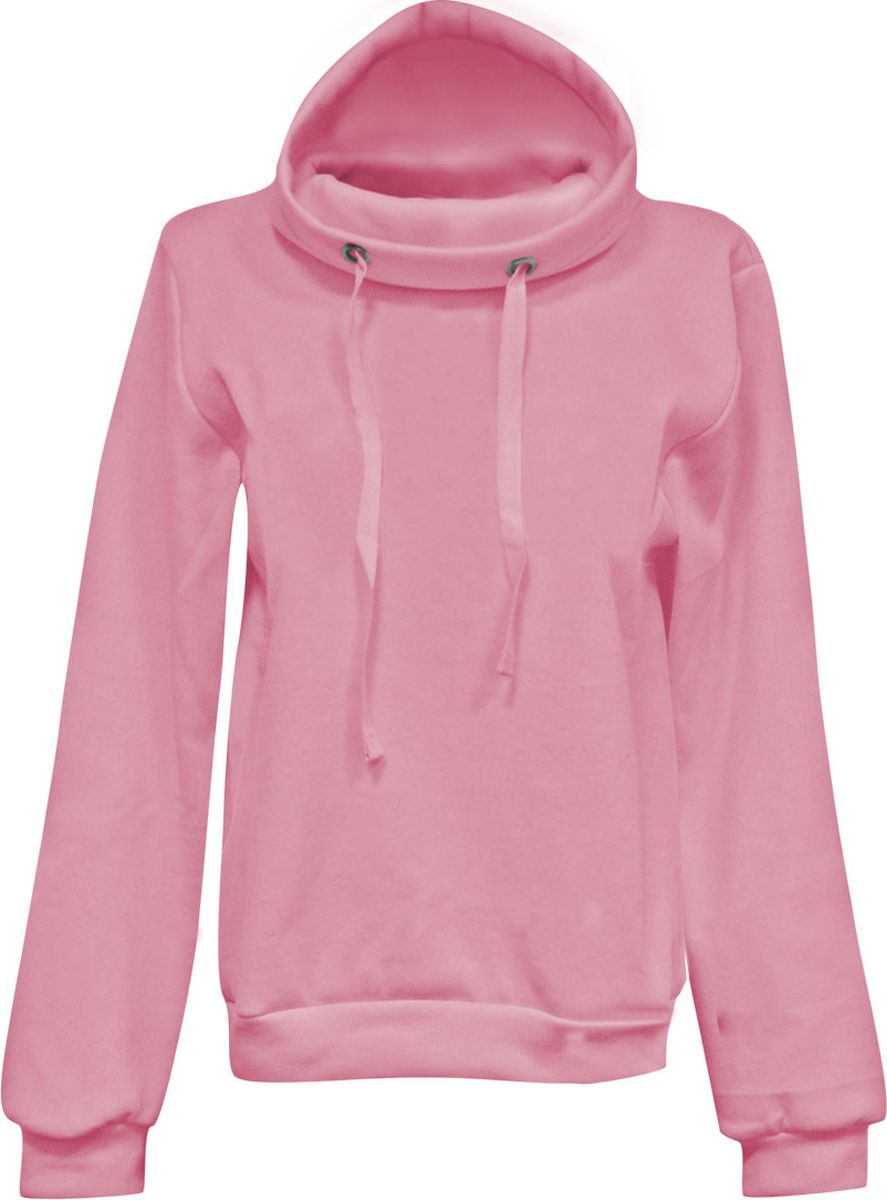 Толстовка домашняя женская Коллекция, цвет: розовый. ХД-18/3. Размер 54