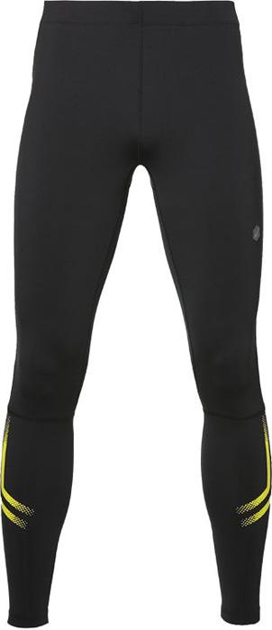 Тайтсы мужские Asics Icon Tight, цвет: черный. 154600-0486. Размер XL (50) тайтсы для бега женские asics fuzex 7 8 tight цвет синий 141260 1194 размер xl 50 52