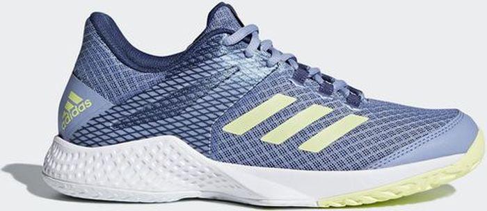 Кроссовки женские adidas Adizero Club W, цвет: голубой. CM7741. Размер 4,5 (36,5)CM7741Легкие и прочные женские кроссовки от adidas. Дышащий сетчатый верх и упругая промежуточная подошва из ЭВА. Прочная подметка Traxion обеспечивает максимальное сцепление во всех направлениях.