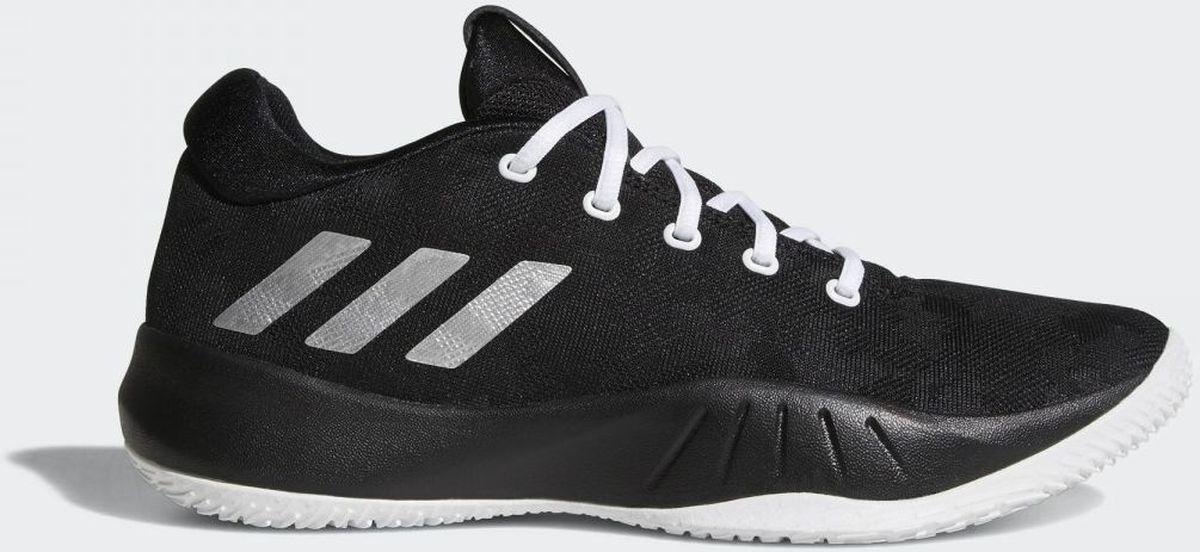 Кроссовки для баскетбола мужские adidas Nxt Lvl Spd Vi, цвет: черный. CQ0180. Размер 9,5 (42,5)