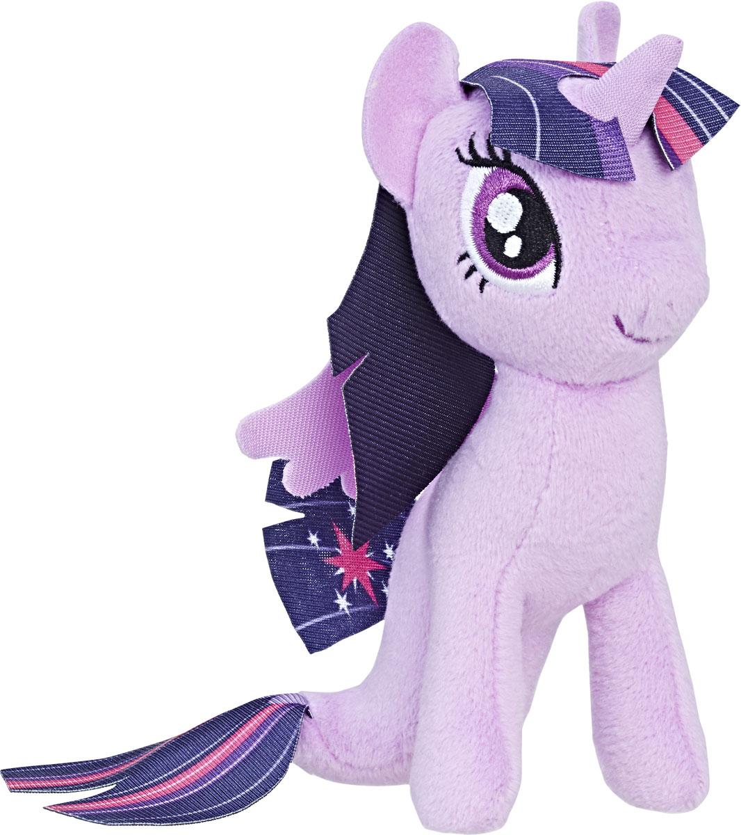 My Little Pony Мягкая игрушка Сумеречная Искорка 13 см my little pony мягкая игрушка брелок пони искорка