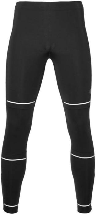 Тайтсы мужские Asics Lite-Show Tight, цвет: черный. 154580-0904. Размер XXL (52) тайтсы asics тайтсы base tight gpx