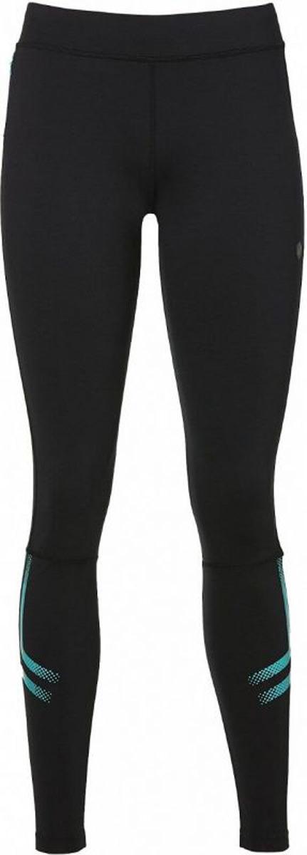 Тайтсы женские Asics Icon Tight, цвет: черный. 154561-8098. Размер XS (42) тайтсы для бега женские asics fuzex 7 8 tight цвет синий 141260 1194 размер xl 50 52