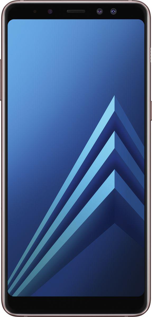 Смартфон Samsung Galaxy A8+ (SM-A730F), Blue