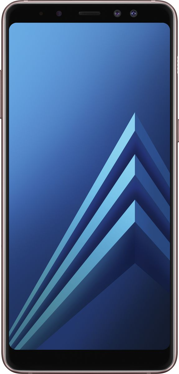 Zakazat.ru Смартфон Samsung Galaxy A8+ (SM-A730F), Blue