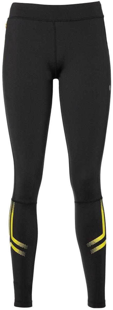 Тайтсы женские Asics Icon Tight, цвет: черный. 154561-0486. Размер XS (42) тайтсы для бега женские asics 7 8 tight цвет черный 154560 0904 размер xs 42