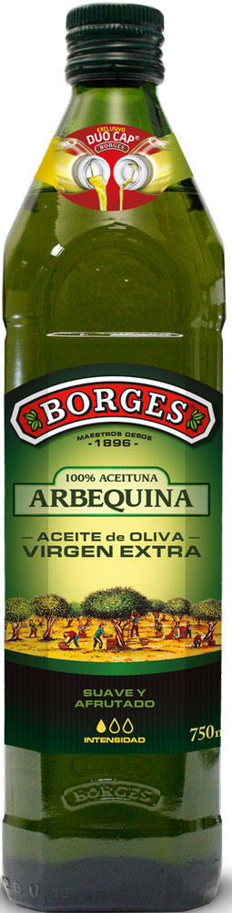Borges Масло оливковое Extra Virgin, 750 мл minerva extra virgin оливковое масло 750 мл