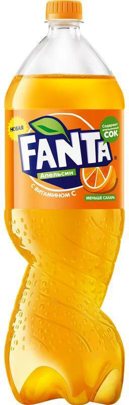 Fanta Апельсин напиток сильногазированный, 0,9 л1683601Fanta Апельсин с витамином С - газировка с легендарным апельсиновым вкусом. Больше веселья и фана с друзьями! Играем!