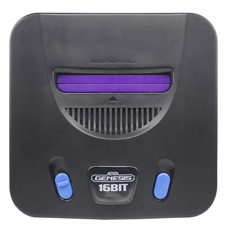 Sega Retro Genesis Modern игровая приставка (170 игр) игровая приставка sega genesis nano trainer white 390 игр