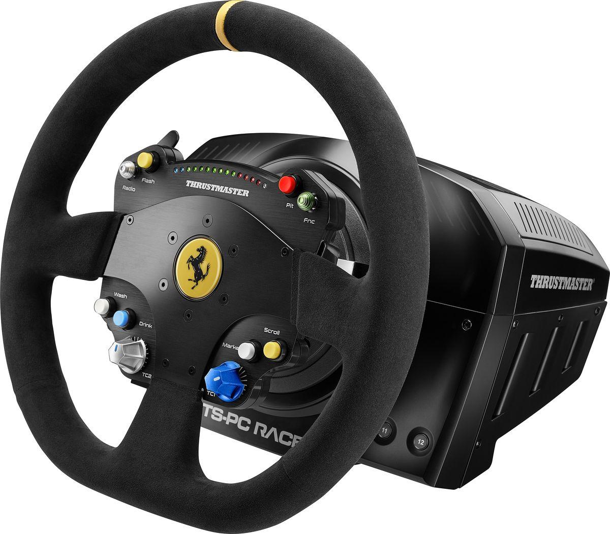izmeritelplus.ru Thrustmaster TS-PC Racer Ferrari 488 Challenge руль для PC