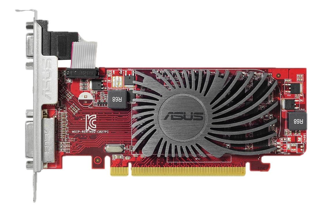 ASUS Radeon R5 230 Low Profile 2GB видеокарта