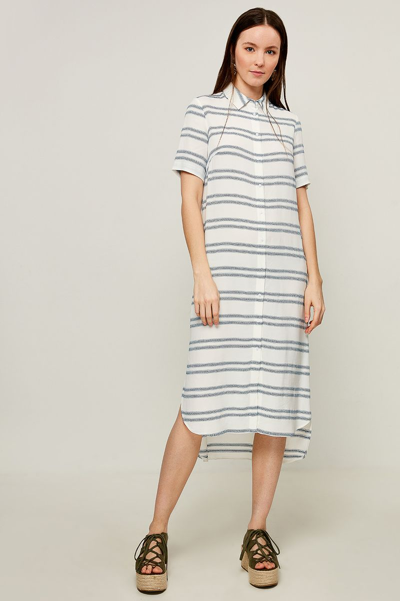 Платье Zarina, цвет: белый. 8225050550001. Размер 468225050550001