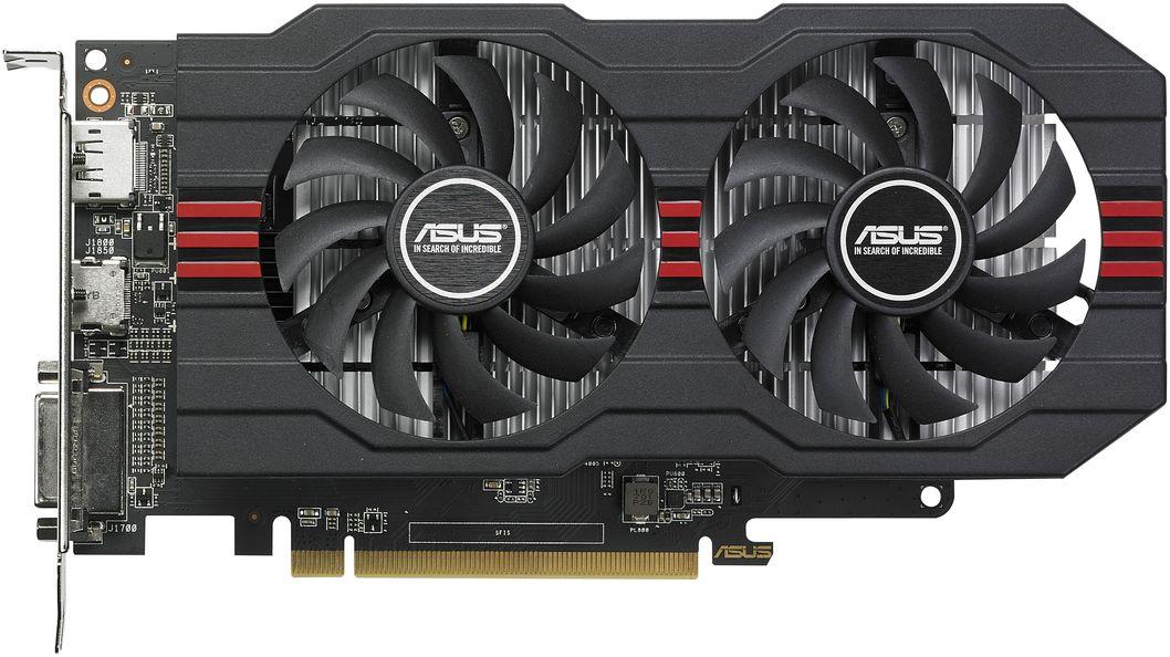 ASUS Radeon RX 560 4GB видеокарта