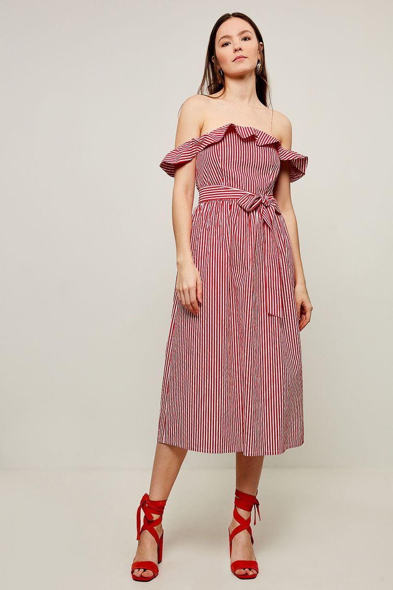 Платье Zarina, цвет: красный. 8225030530074. Размер 46 брюки zarina zarina za004ewxrm01
