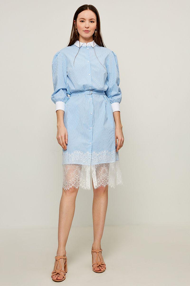 Платье Zarina, цвет: разноцветный. 8225031531051. Размер 44 брюки zarina zarina za004ewxrm01