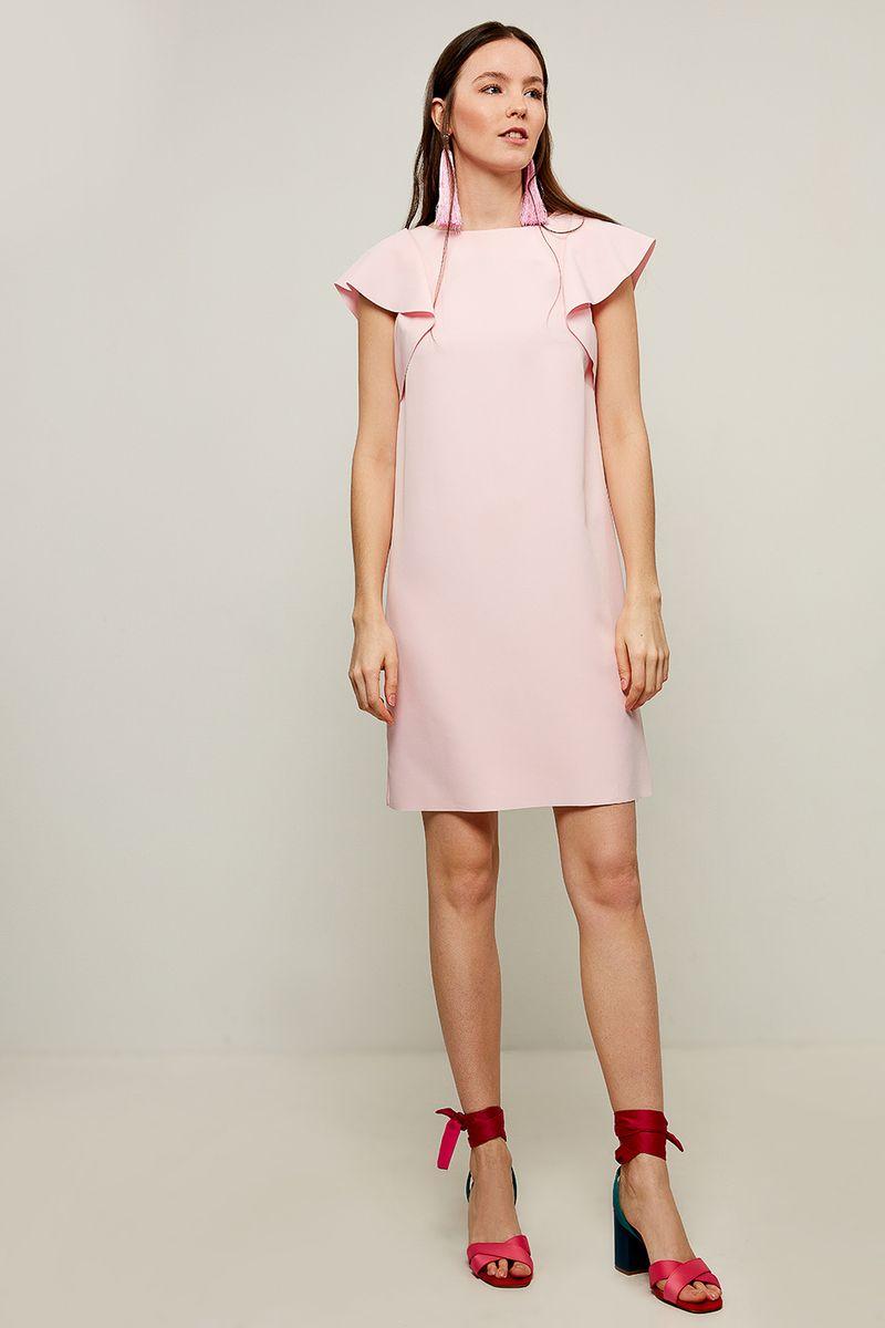Платье Zarina, цвет: светло-розовый. 8225017517097. Размер 50 женские часы lee cooper lc06389 120