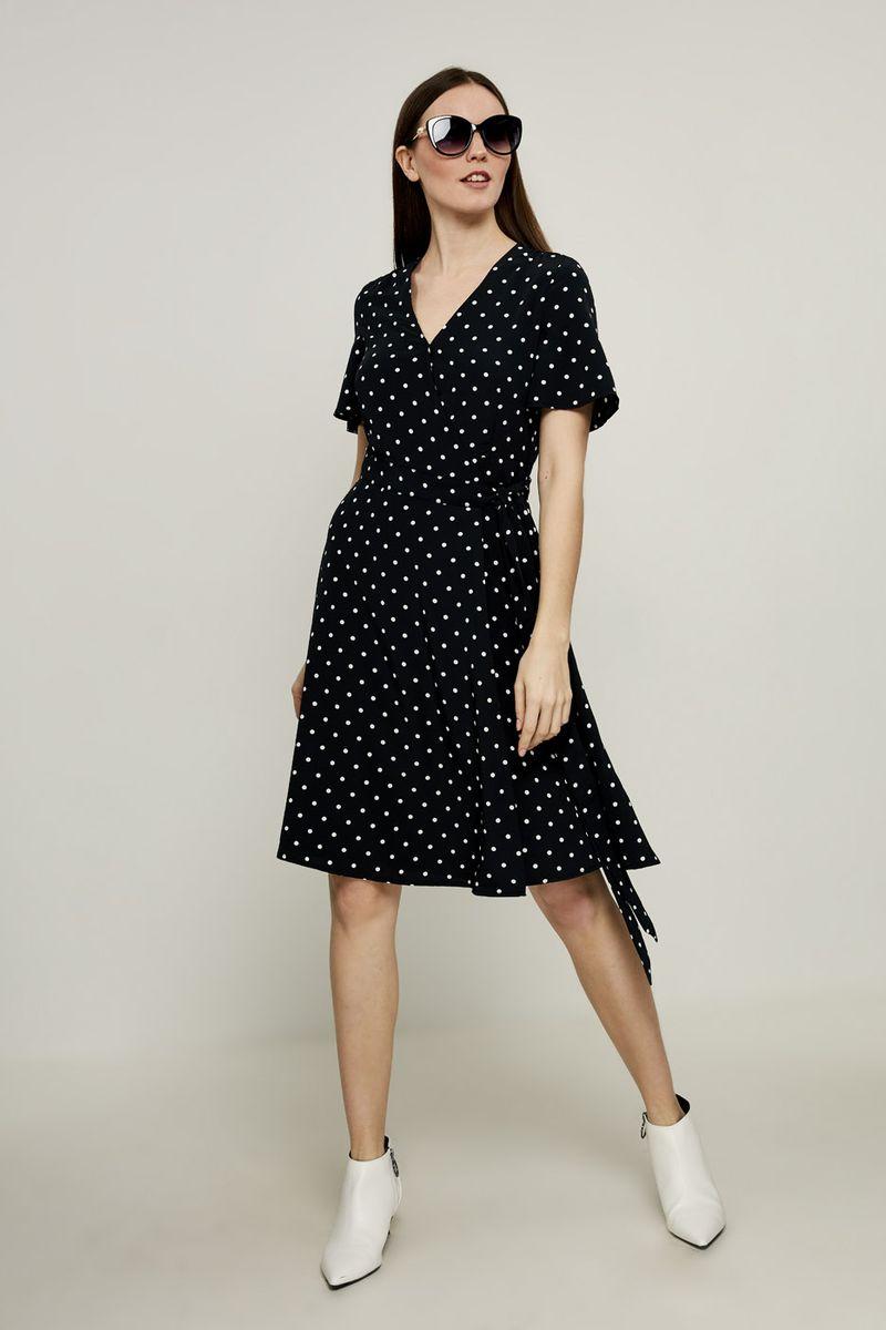 Платье Zarina, цвет: синий. 8224003503045. Размер 428224003503045