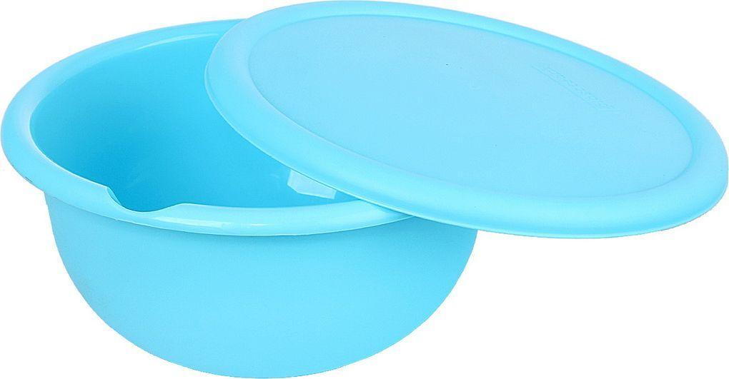 Миска Plast Team, цвет: голубой, с крышкой, 1,2 лPT2450ГОЛ-18Универсальная миска Plast team с плотно закрывающейся крышкой, предназначена дляприготовления, хранения и переноски продуктов. Благодаря плотно защелкивающейся крышкемиску можно использовать для хранения и переноски продуктов. Крышка в закрытом состояниинадежно запирает слив.