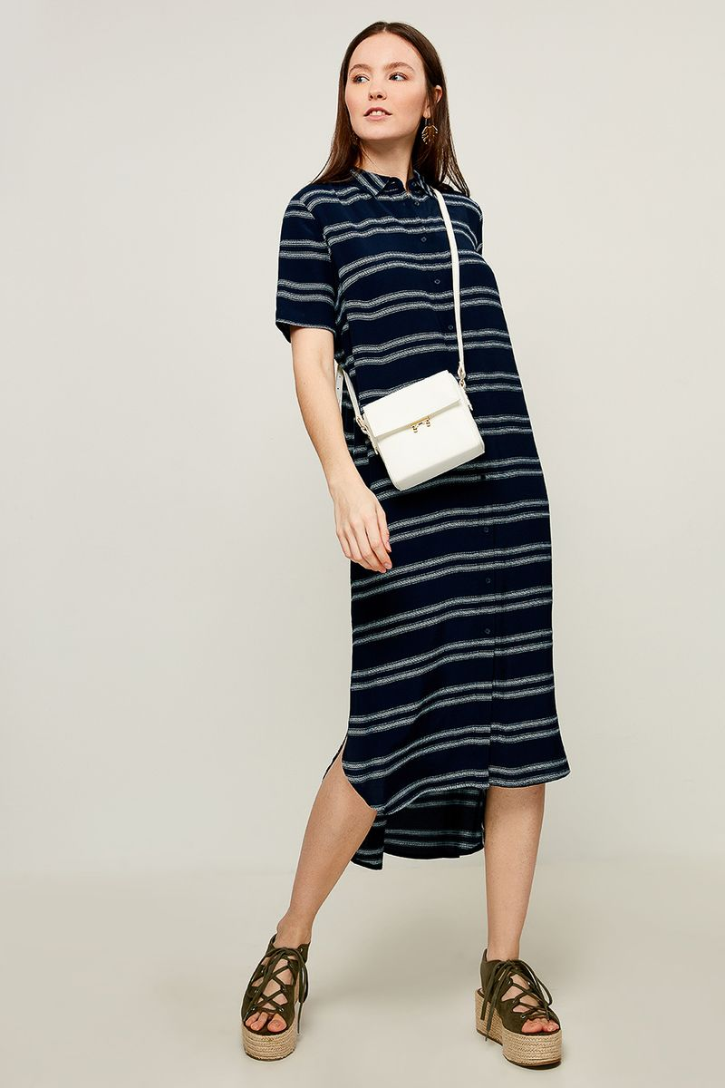 Платье Zarina, цвет: синий. 8225050550040. Размер 42 платье zarina цвет синий 8123002502056 размер 50