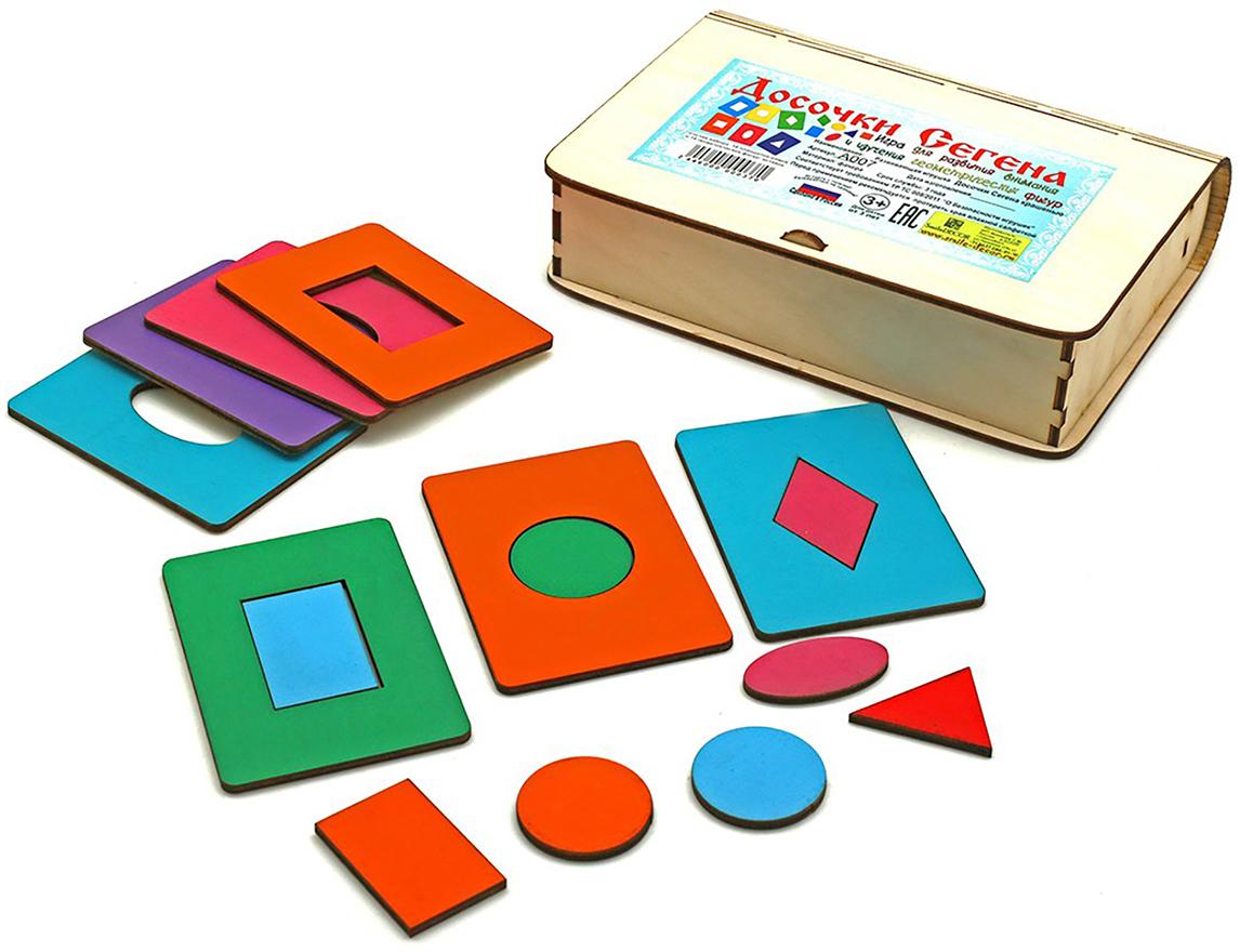 Smile Decor Обучающая игра Досочки Сегена крашеные игрушка аниме good smile goodsmile