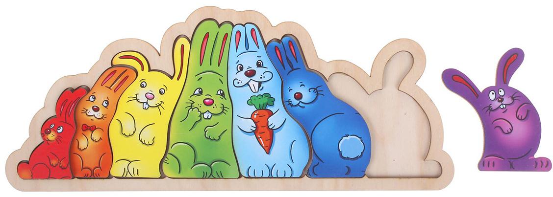 Smile Decor Обучающая игра Головоломка Солнечные зайчики smile decor обучающая игра секретики овощи