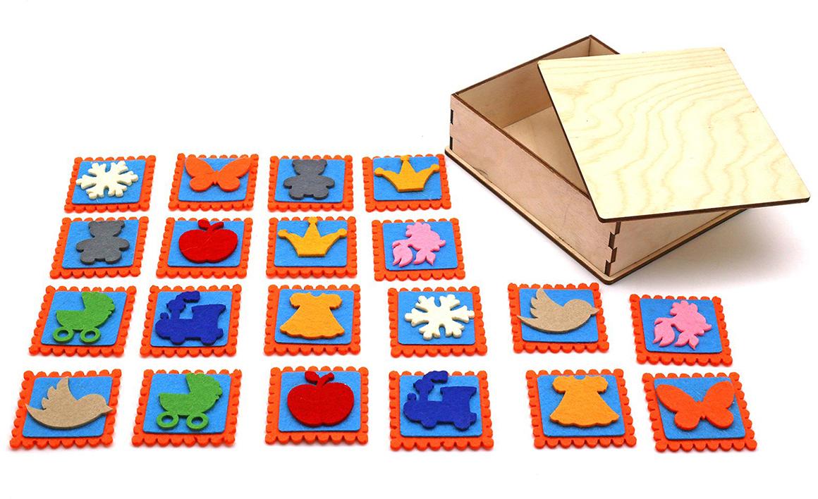 Smile Decor Обучающая игра Мемо Ассорти smile decor обучающая игра машины цвет голубой
