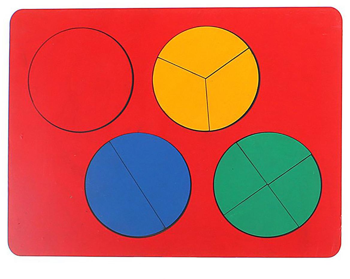 Smile Decor Обучающая игра Дроби 1 уровень цвет красный коляски 2 в 1 smile line platinum 2 в 1