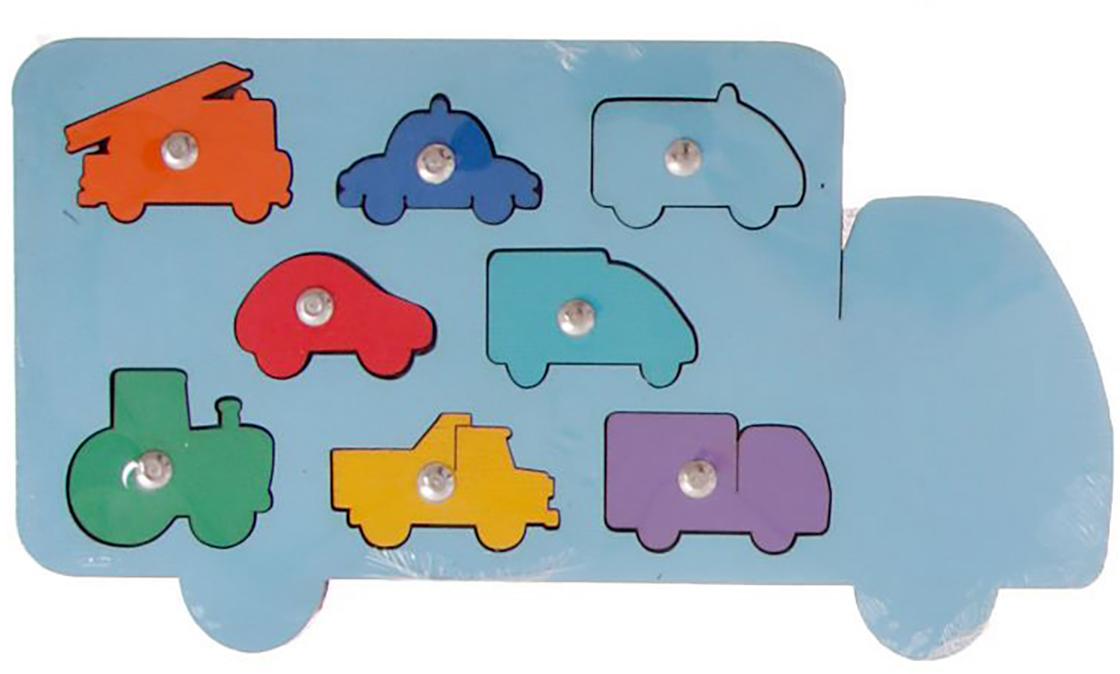 Smile Decor Обучающая игра Машины цвет голубой smile decor обучающая игра машины цвет голубой