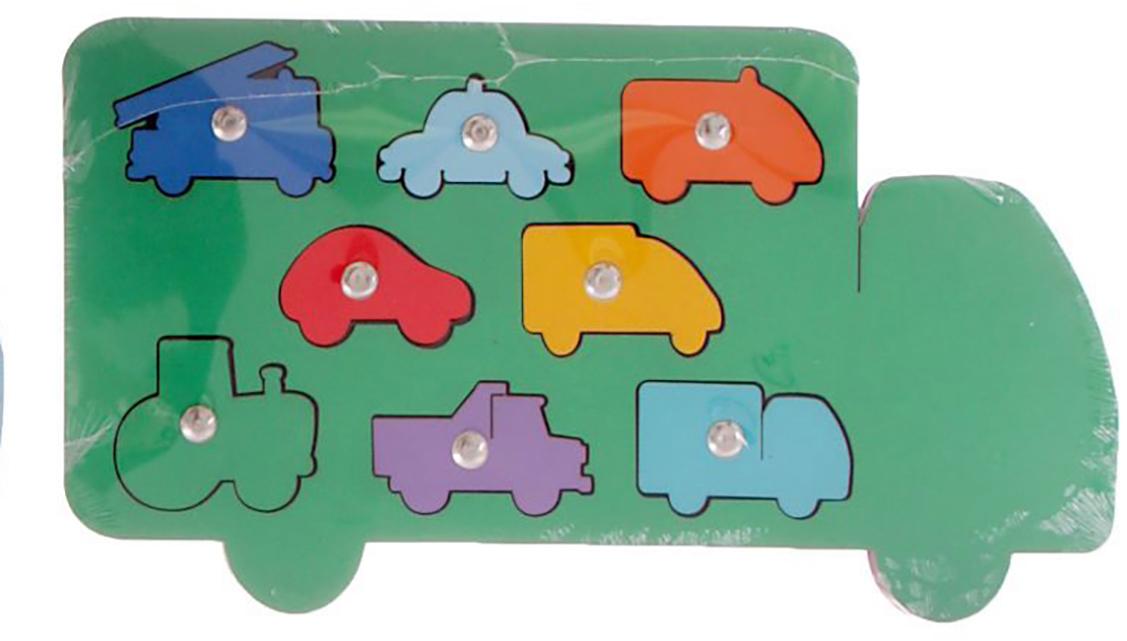Smile Decor Обучающая игра Машины цвет зеленый smile decor обучающая игра машины цвет голубой