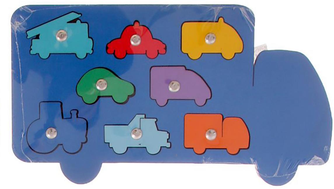 Smile Decor Обучающая игра Машины цвет синий smile decor обучающая игра машины цвет голубой