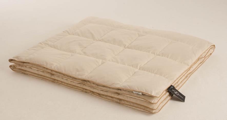 Одеяло легкое Легкие сны Sandman, наполнитель: гусиный пух категории Экстра, 140 x 205 см сны и судьбы