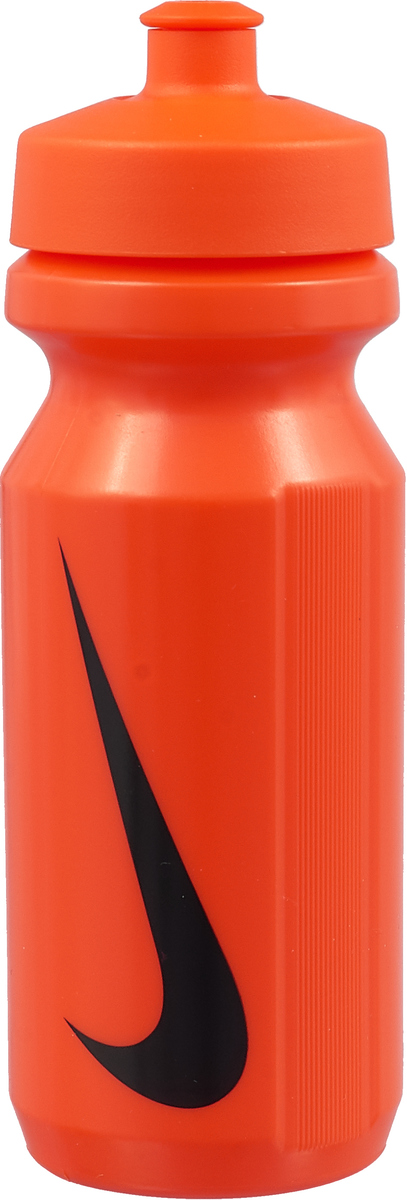 Бутылка для воды Nike Big Mouth Water Bottle, цвет: оранжевый, черный 400ml portable bpa free wide mouth cool water bottle